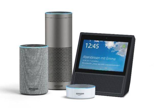 amazon echo und die user experience eine tagebuchstudie w v. Black Bedroom Furniture Sets. Home Design Ideas