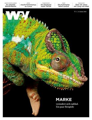 Cover W&V von 2021-01-06