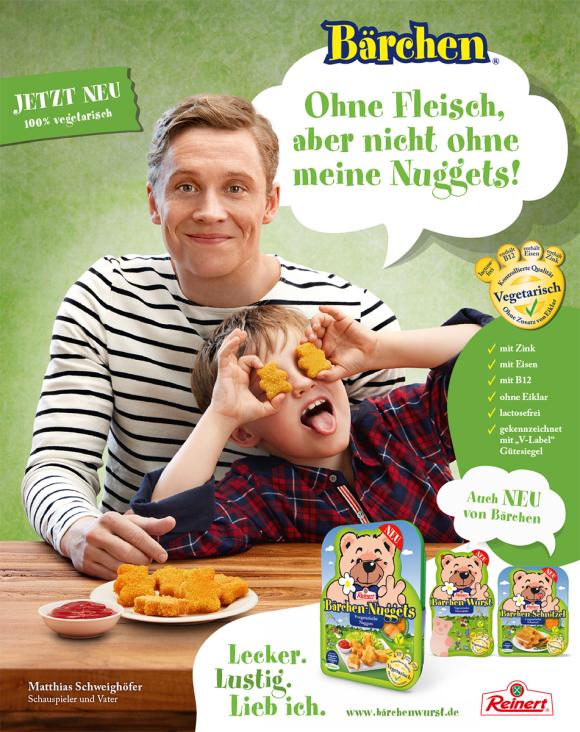 Bärchenwurst Vegetarisch