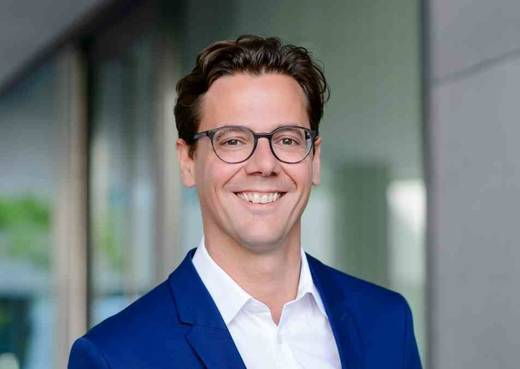 DAZN-Marketingchef Benjamin Reininger