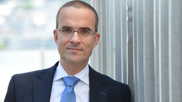 Martin Berger ist für den Markenauftritt von Vorwerk verantwortlich.