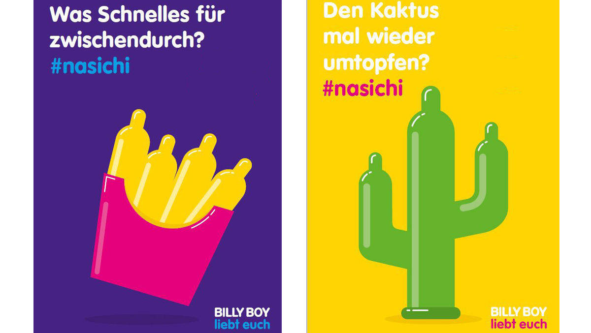 Billy Boy Nasichi Kampagne