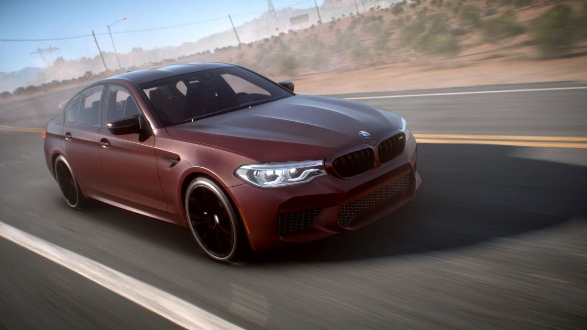Der M5 in Need for Speed Payback.