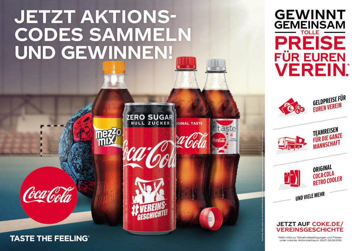 Cola Vereinsgeschichte