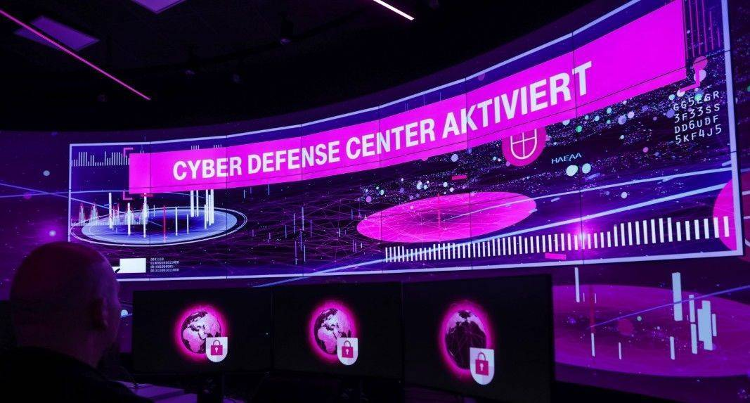 """Cyber Defence & Security Operation Center"" von Saatchi & Saatchi für die Telekom"