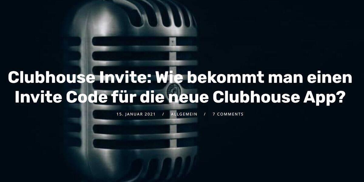 Doppelgänger-Podcast: Clubhouse ist wie Corona - W&V