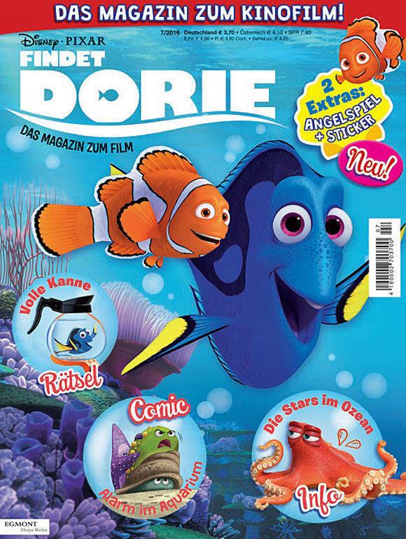 Ehapa startet Zeitschrift zum Disney-Hit \