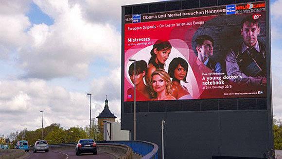 Eo TV warb bisher nur im Frühjahr groß (Foto: Sender/Hall Cube).