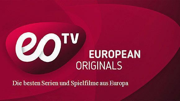 United Senses hat's kreiert: Signet von Eo TV (Motiv: Sender).