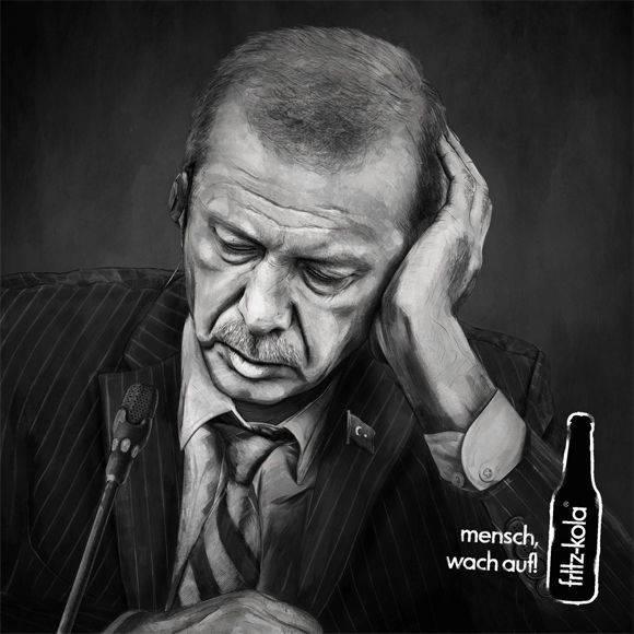 Fritz-Kola Erdogan