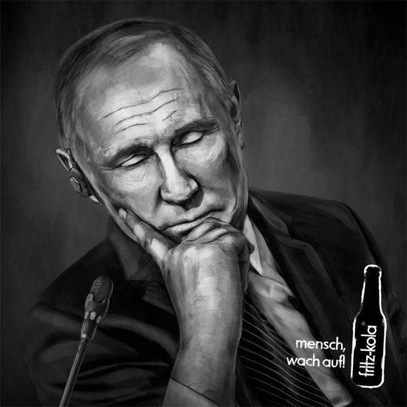 Fritz-Kola Putin