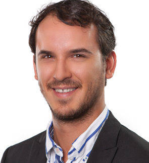 Markus Foos, Strategy Direcor bei Queo.