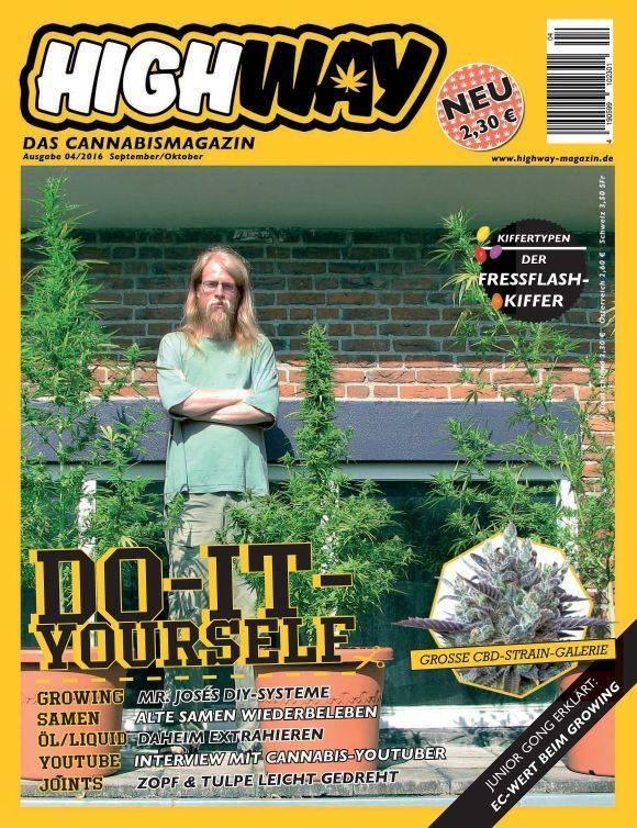 Das Cover des neuen Magazins