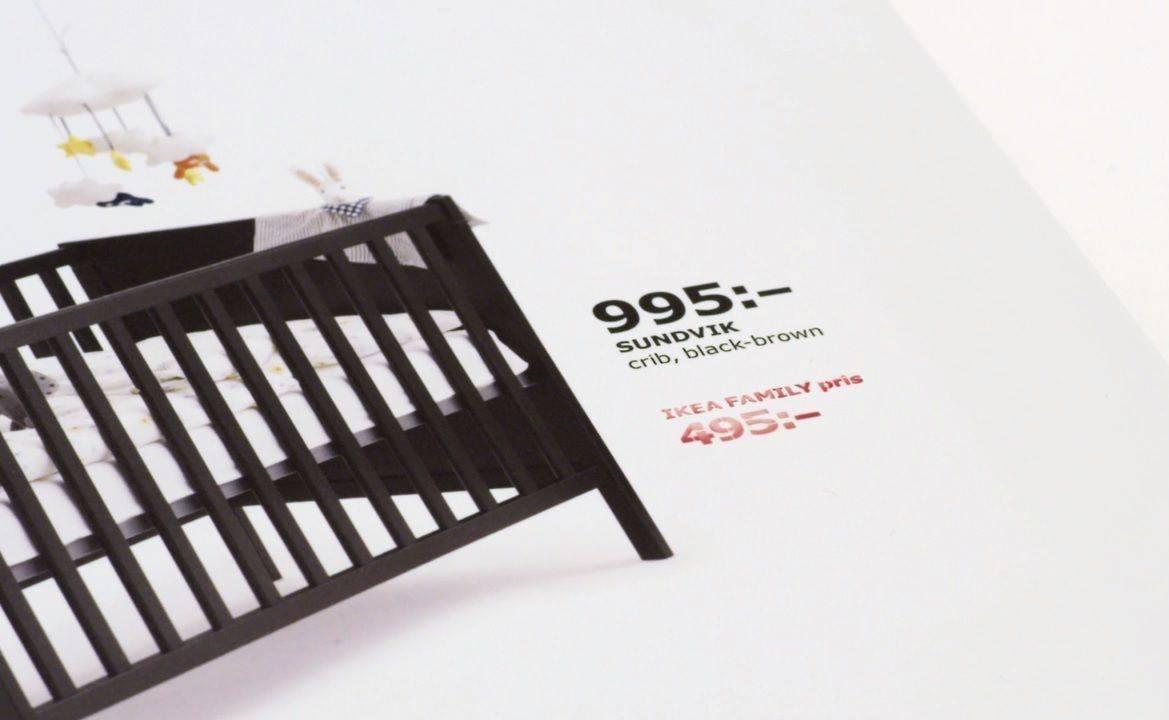 Nur für Frauen: Einmal auf Ikea-Werbung pinkeln für Rabatt