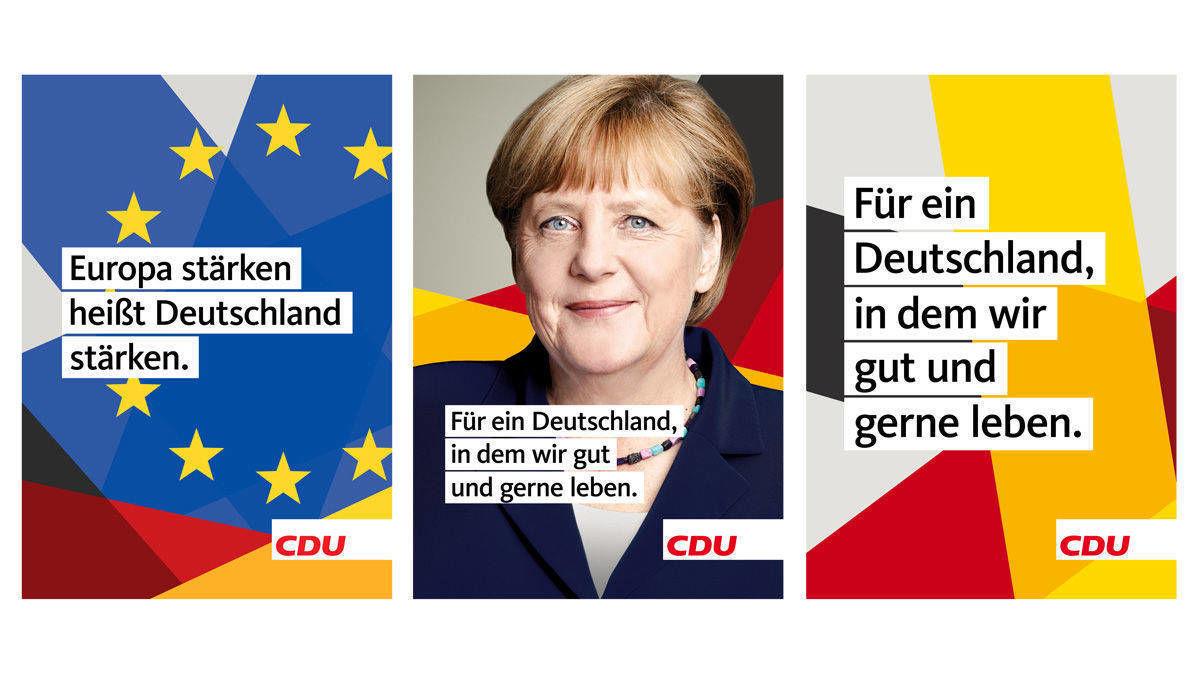 Partei-Auftritte: Popstar und Spießbürger kontra Merkel | W&V