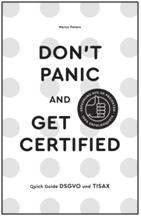 Don't panic and get certified