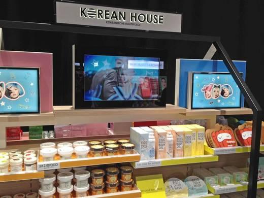 Sephora Shoperöffnung in München Koreanische Marken