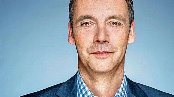 Geschäftsführer Thomas Hass (Foto: Spiegel/Christian O. Bruch).