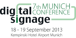 OVAB Digital Signage Conference Munich