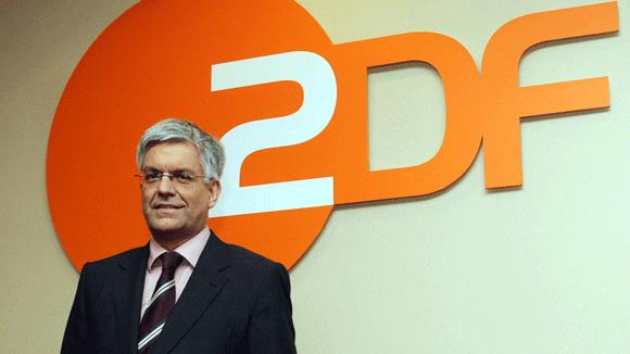 Intendant Thomas Bellut schwebt so eine Art Sender für die Cloud vor (Foto: ZDF).