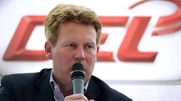 Gernot Tripcke führt seit 2000 die Geschäfte der DEL