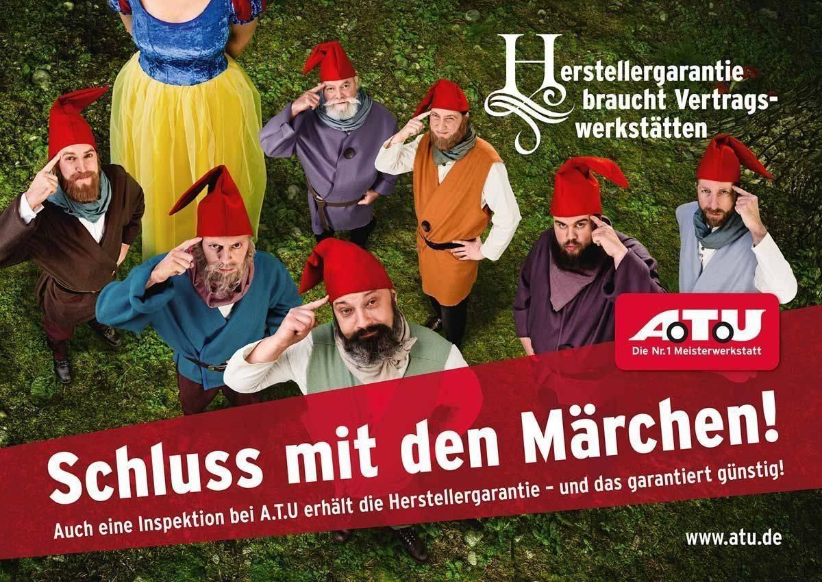 A T U Und Bbs Erzahlen Das Marchen Von Der Inspektion W V
