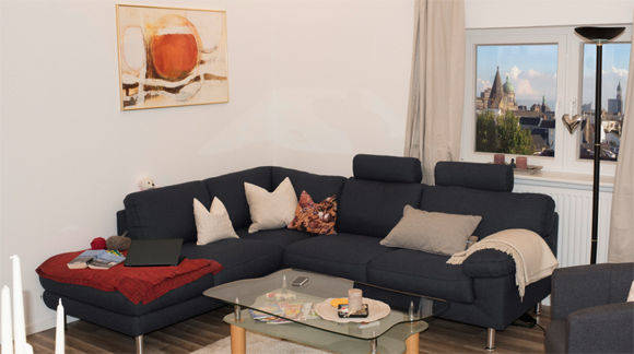 Banalität des Drögen: Das Wohnzimmer von Jung von Matt | W&V