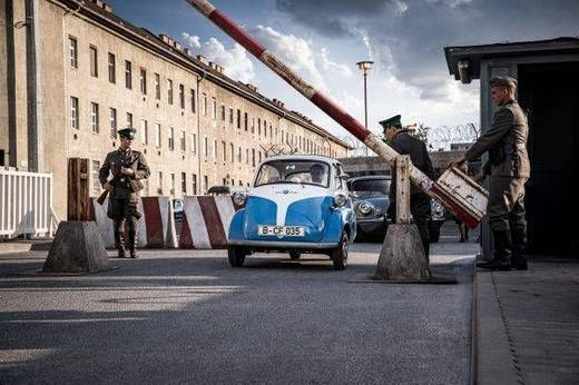 The Small Escape, Siegerfilm von BMW.