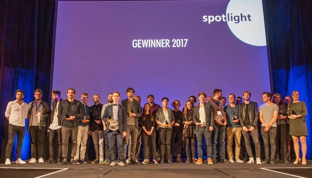 Das sind die Gewinner des Spotlight-Festivals 2017 | W&V