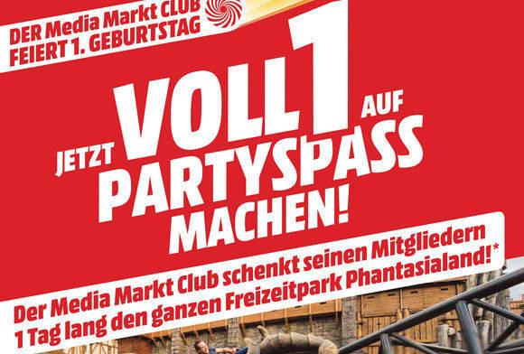Media Markt Club Geburtstag