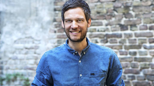 Neu bei Metadesign: Mathias Rolfes.