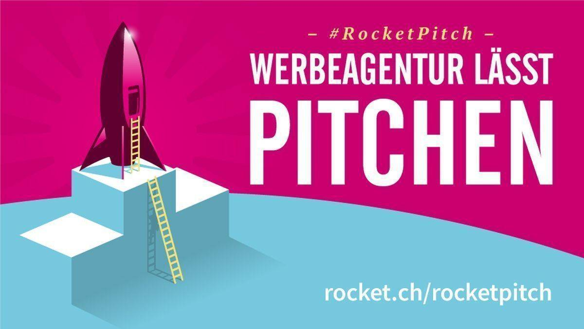 Mal andersherum: Rocket lädt zum Pitch