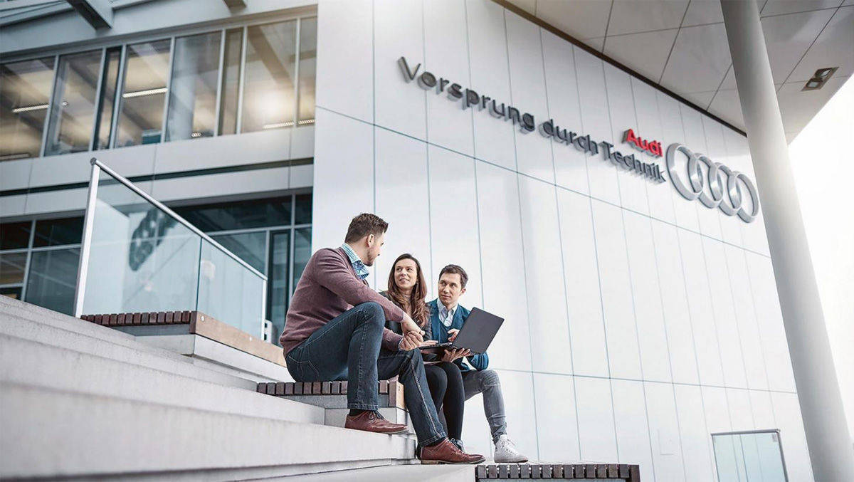 Audi arbeitet an seiner Employer Value Proposition.