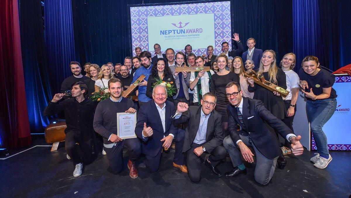 Die Gewinner der Neptun Awards