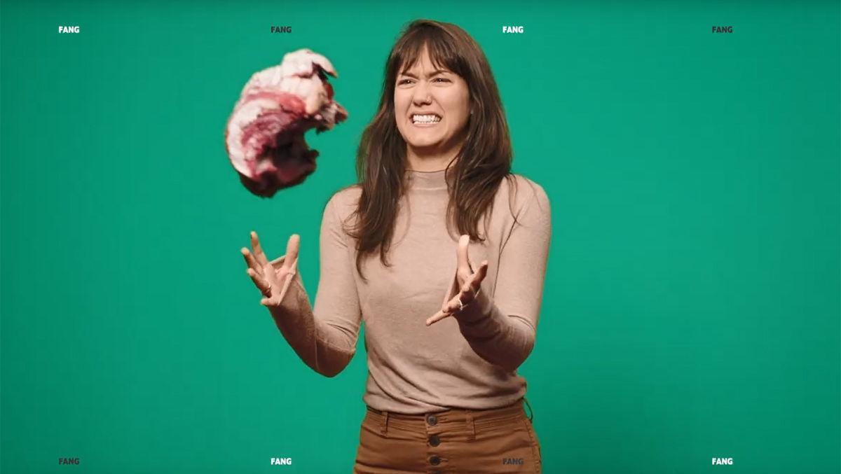 Menschen Fleisch