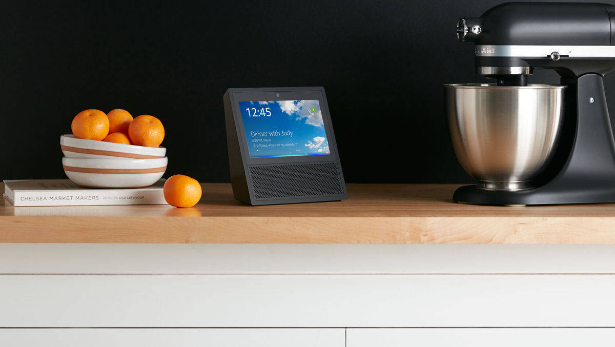 Amazon kündigt den Echo Show an.