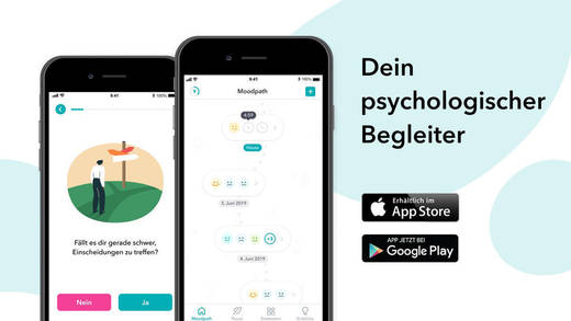 Digital Health: App für depressiv Erkrankte knackt Millionenmarke - ohne Marketing