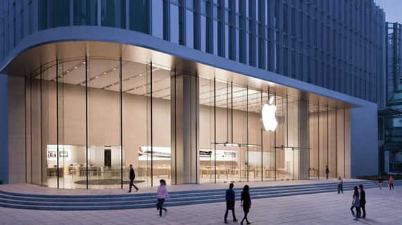 Apple-Store in Shanghai.