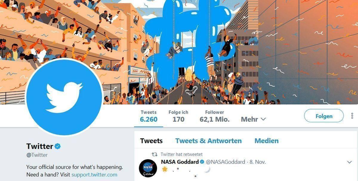 Blaues Häkchen - was soll das, Twitter?