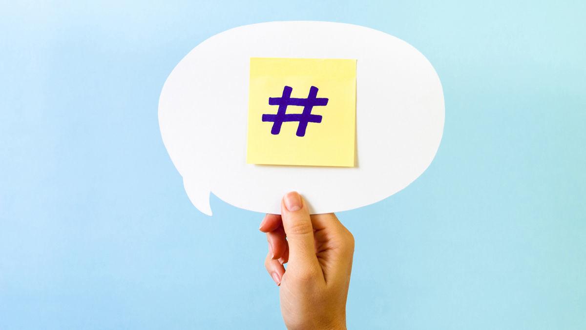 Diese Studie entschlüsselt die Nutzung von Hashtags