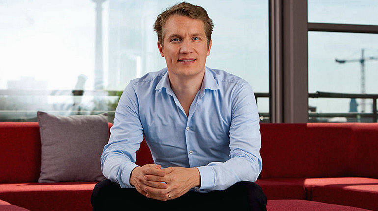Oliver Samwer, CEO von Rocket Internet.