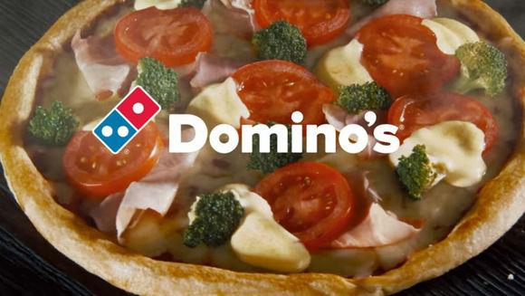 g20 domino 39 s pizzabote wird zum social media star w v. Black Bedroom Furniture Sets. Home Design Ideas
