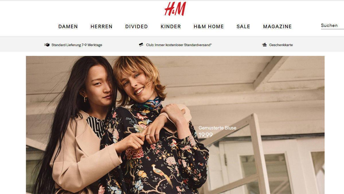 Hm Entschuldigt Sich Für Lange Lieferzeiten Im Online Shop Wv