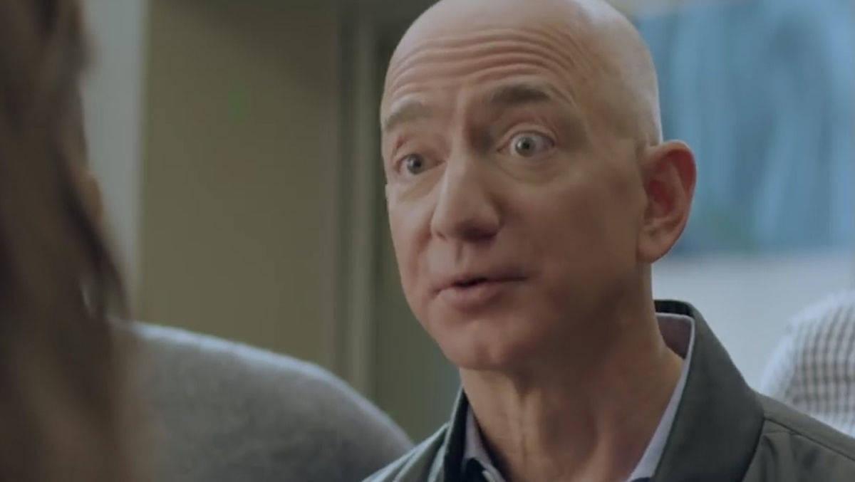 Amazons Alexa verliert ihre Stimme, Jeff Bezos ist panisch