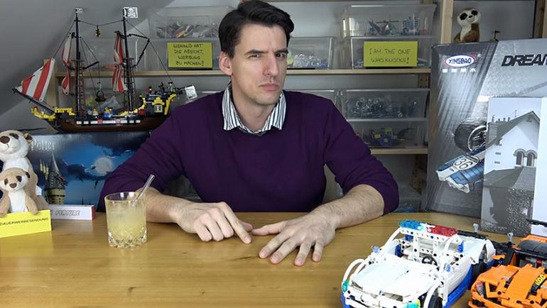 """Lego-Reaktion auf Held der Steine: """"Nicht optimal verhalten"""""""
