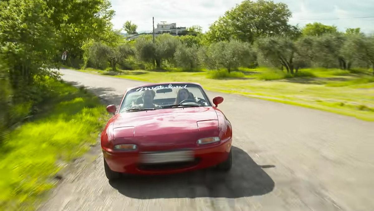 Mazdas Monster-Spot führt im Juli bei YouTube