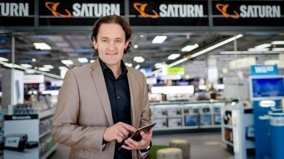 Martin Wild ist Chief Digital Officer der Mediamarkt Saturn Retail Group