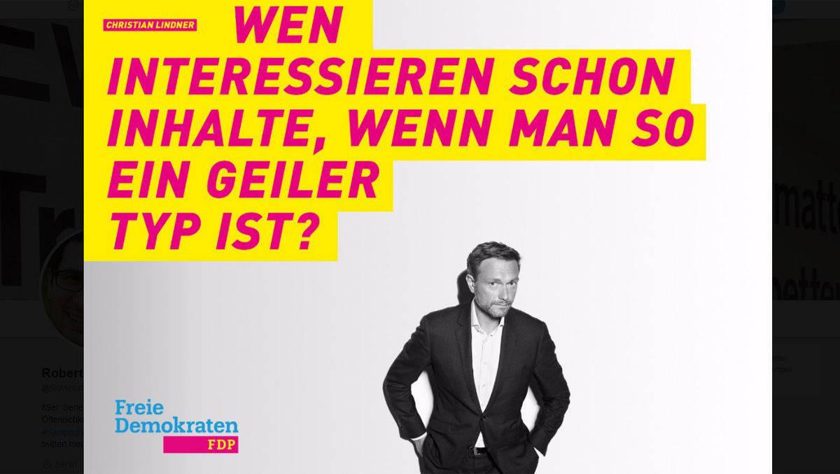 Studenten brüllen Christian Lindner an - FDP-Chef kontert schlagfertig