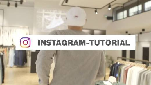 Instagram führt den Shopping-Button ein. Wie es funktioniert, zeigt das Video-Tutorial.