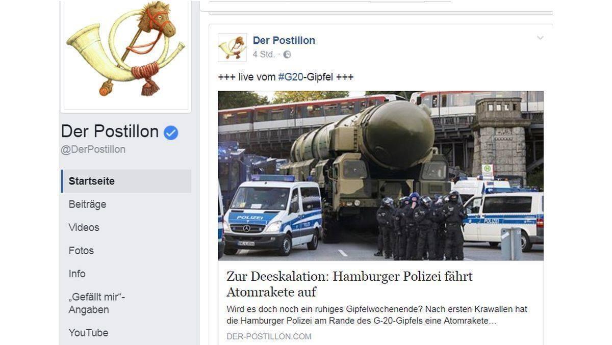 Postillon G20